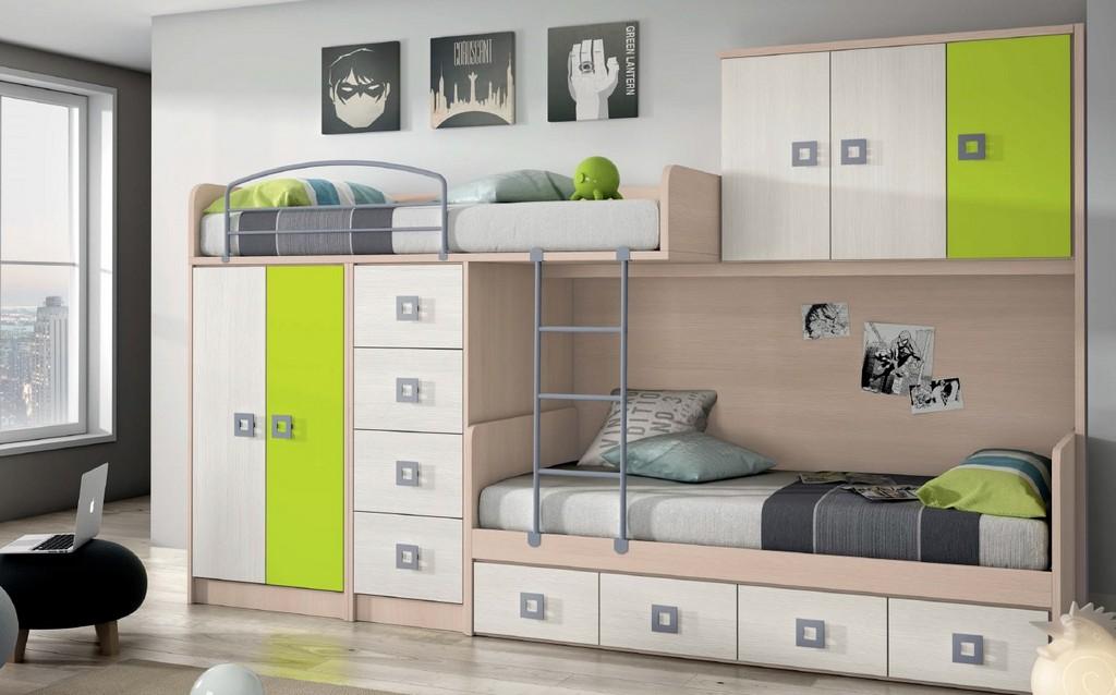 Komplett Kinderzimmer Mit Hochbett Tomish with regard to size 1394 X 869