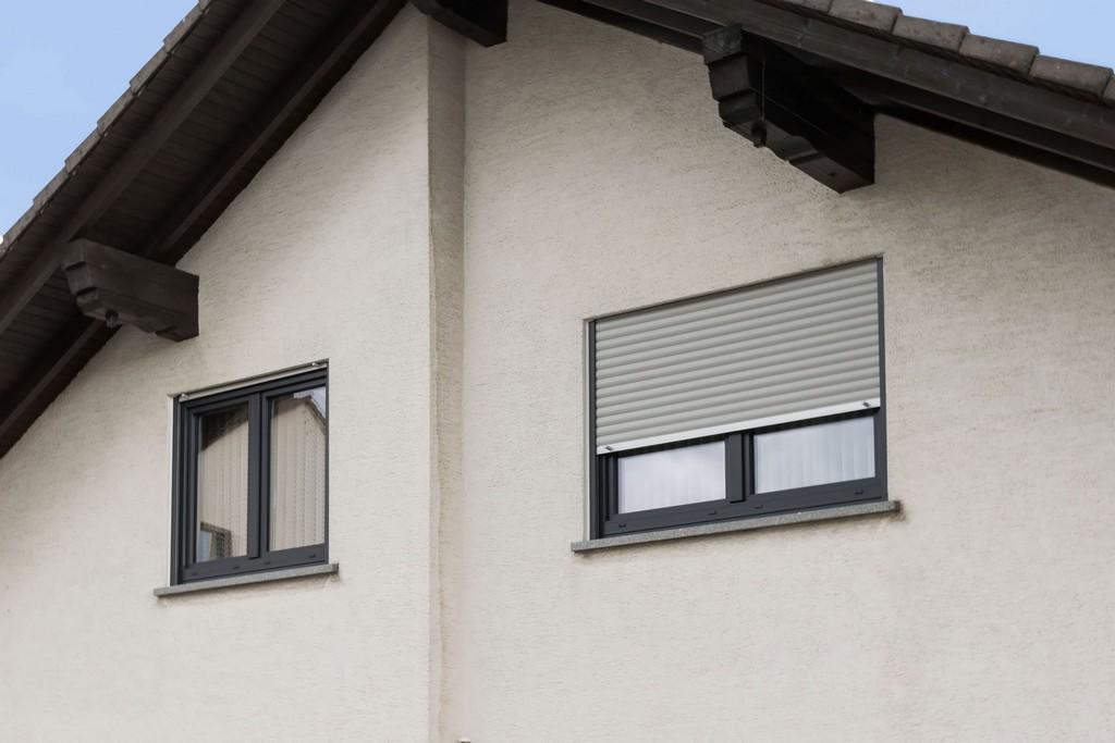 Kunststoff Fenster In Wei Und Anthrazit Schreinerei Pracht inside size 2625 X 1750