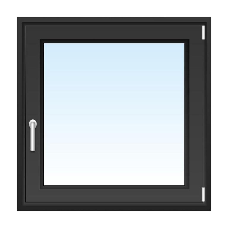 Kunststofffenster Anthrazit Nach Ma Gnstig Kaufen within size 1000 X 1000