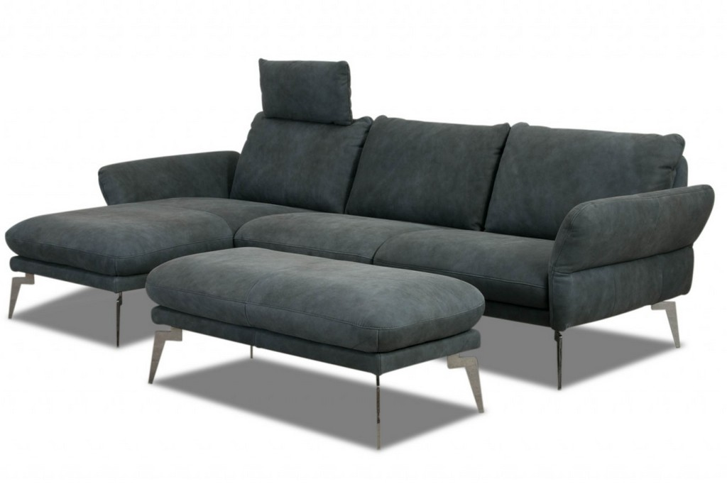 Kw Himolla Sofa 7260 Cameo In Leder Bison Konfigurierbar throughout proportions 1280 X 853