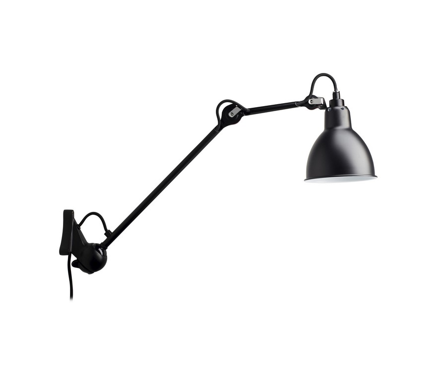 Lampe Gras N222 Black Wandleuchten Von Dcw Ditions Architonic inside sizing 3000 X 2564