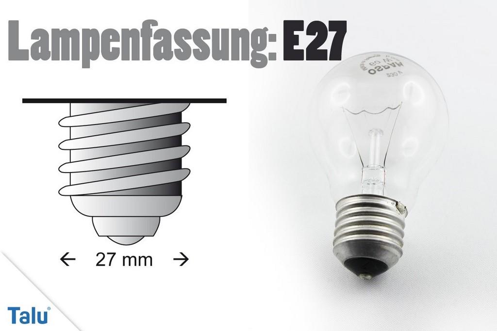 Lampenfassungen Bersicht Typen Gren Von Lampensockel Talude in sizing 1200 X 800