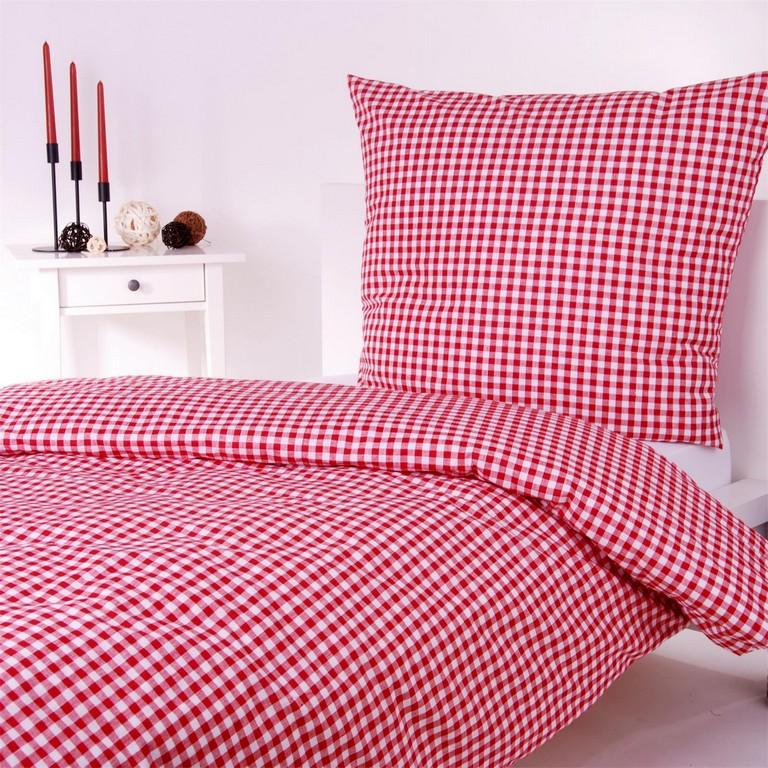 Landhaus Bettwsche Karo Zchen 1x1 Cm Baumwolle Durchgewebt Kariert inside sizing 1600 X 1600