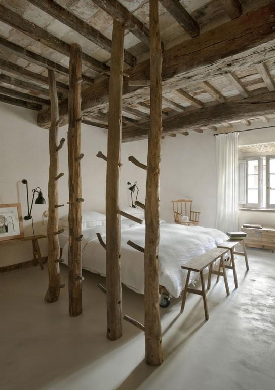 Landhausstil Schlafzimmer In Wei 50 Gestaltungsideen inside sizing 750 X 1061