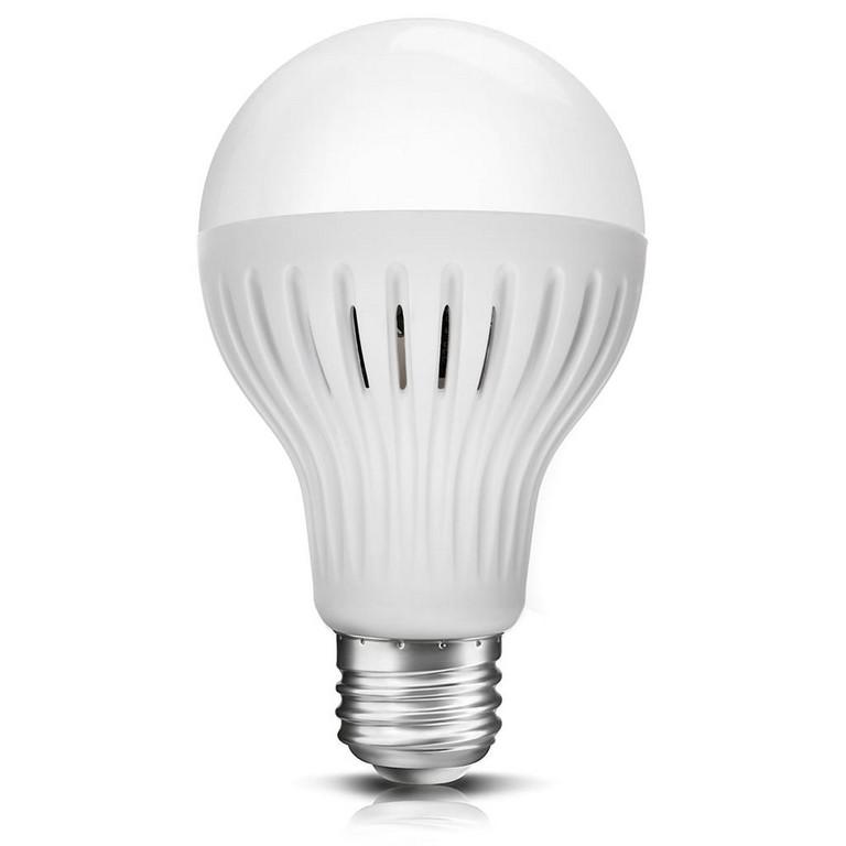 Led Lampe Birne Mit Bewegungsmelder E27 12 W Real in size 1024 X 1024
