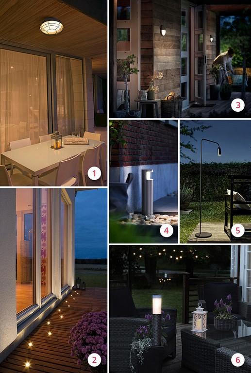 Licht Fr Die Terrasse Der Ratgeber Von Lampenweltde regarding proportions 750 X 1115