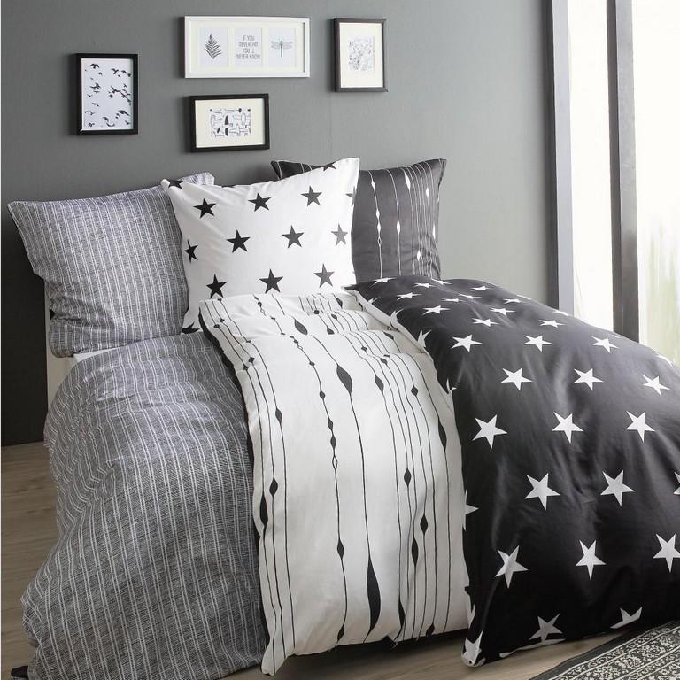 Mako Satin Bettwsche Cocoon 135x200 Preiswert Dnisches Bettenlager throughout size 960 X 960