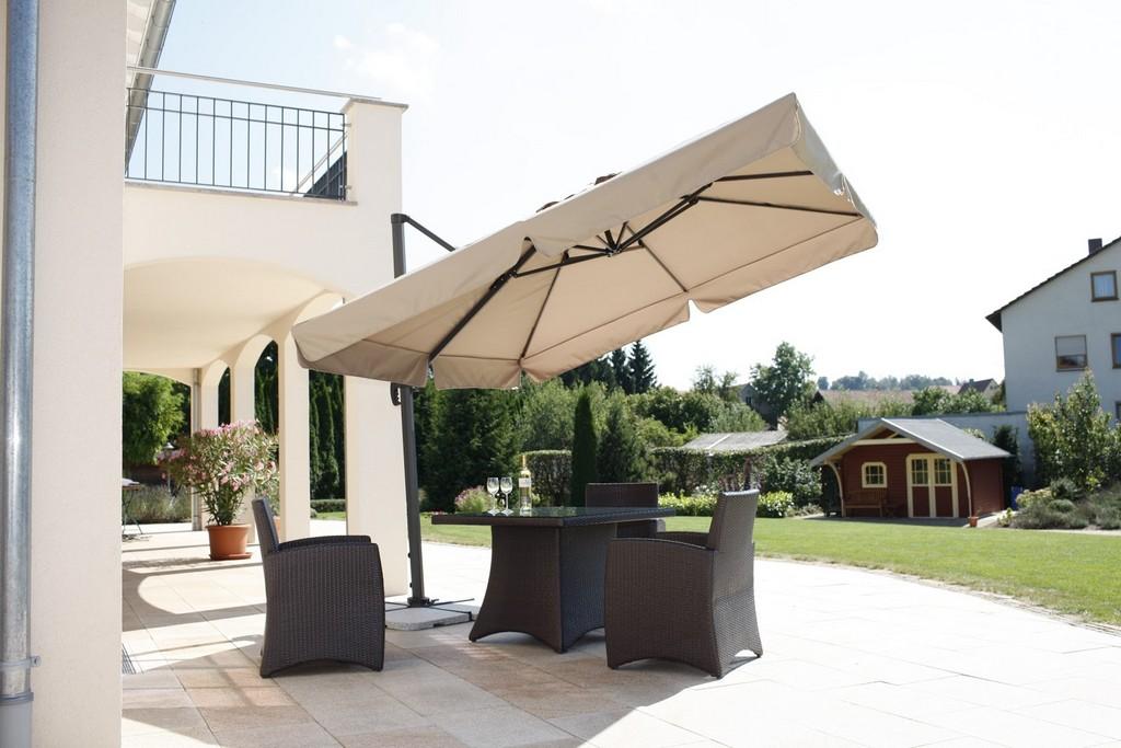 Mbel Und Einrichtungsideen Sonnenschirme Als Highlight Fr Jede in dimensions 1600 X 1067