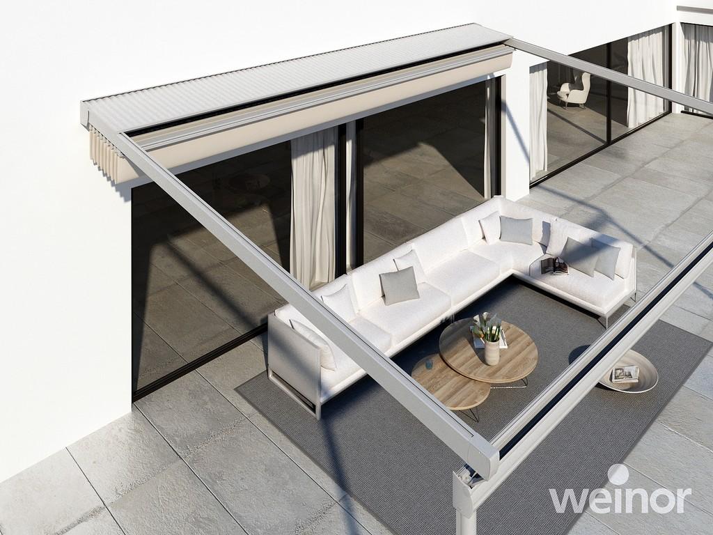 Mehr Wohnkomfort Mit Einem Terrassendach Von Gtler for size 1606 X 1205