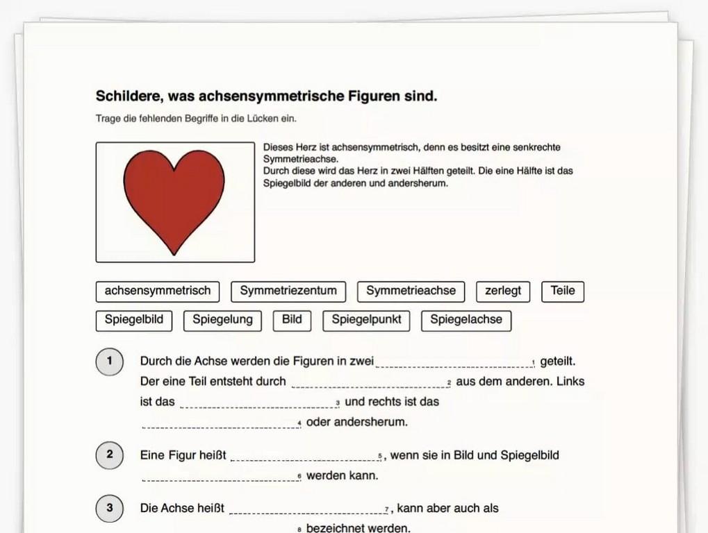 Mit Arbeitsblttern Auch Offline Lernen Und Ben with regard to sizing 1080 X 814