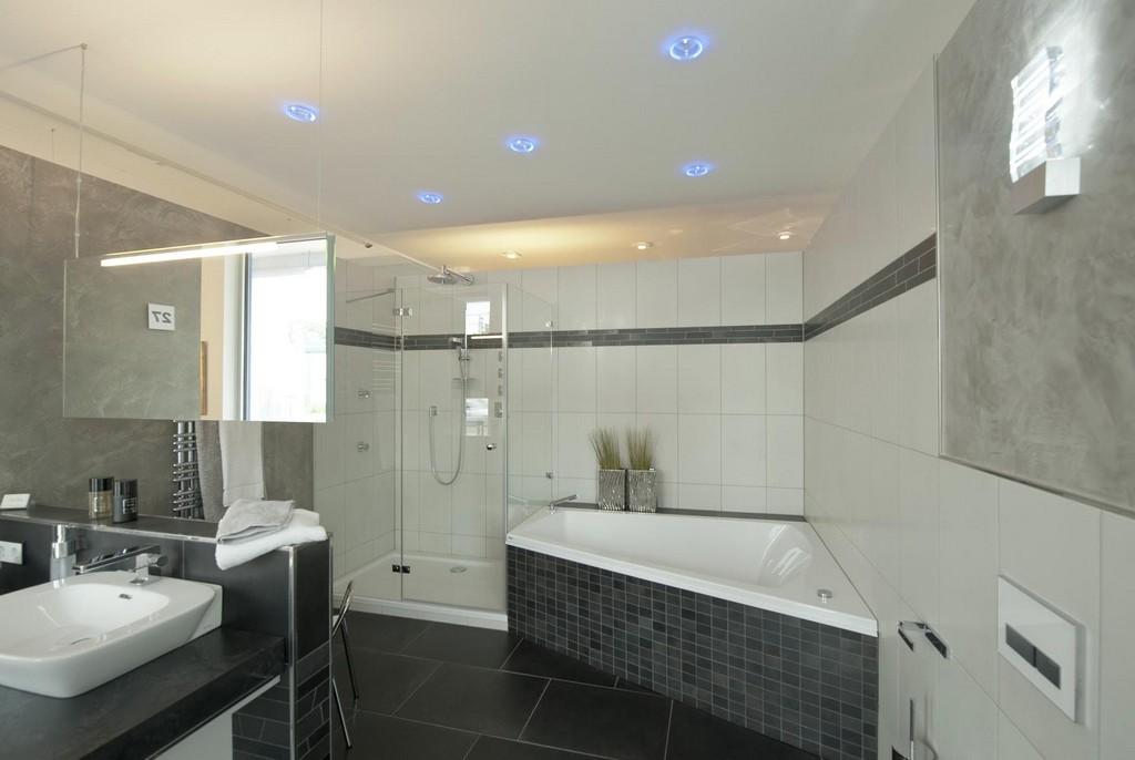 Mobel Und Dekoration Led Beleuchtung Im Badezimmer Mit Licht Bad Und intended for proportions 1920 X 1287
