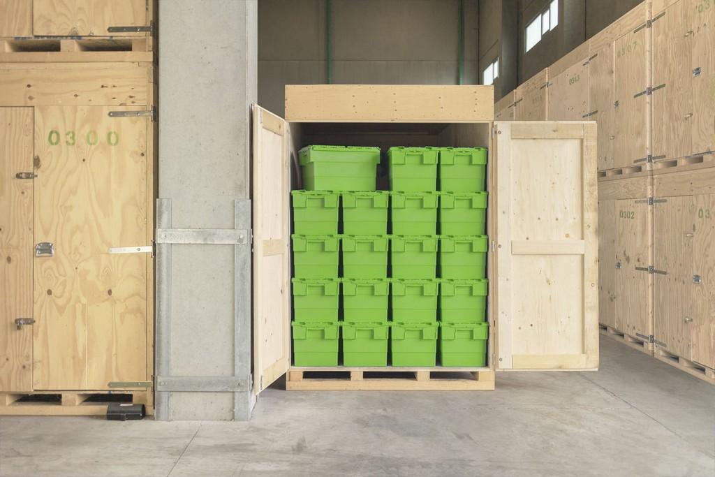 Mobile Lagerbox Rhenus Office Systems Austria Gmbh inside dimensions 1320 X 881