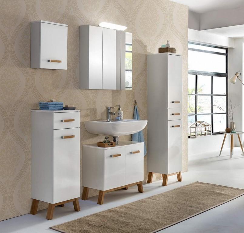 Modernen Und Neu Designe Badezimmer Holz Badmbel Holz Wei in dimensions 936 X 893