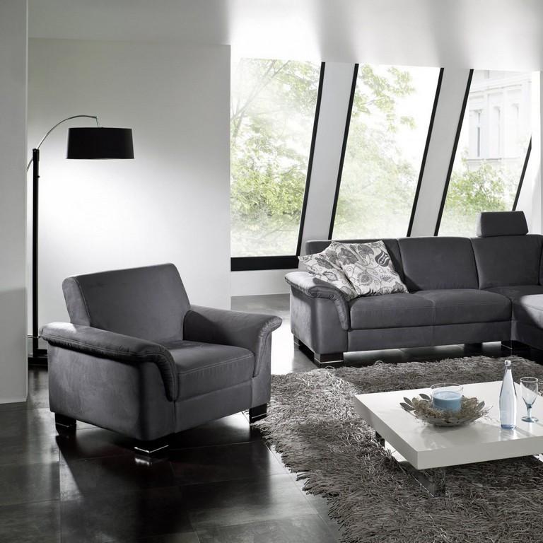 Moderner Sessel Stoff Leder Kopfsttze Venturo West Sl pertaining to size 1397 X 1397