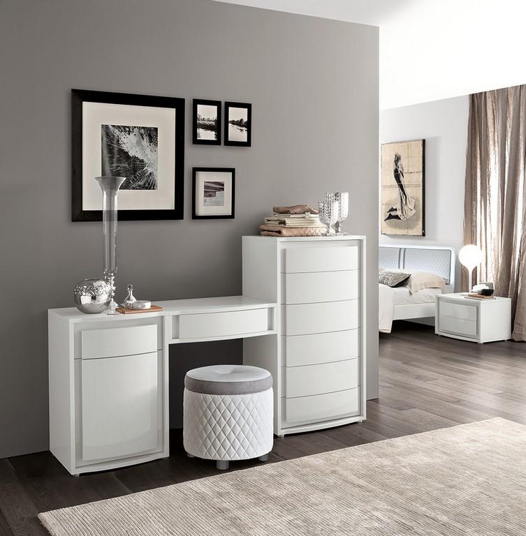 Schwarz Weiss Grau Schlafzimmer - Haus Ideen