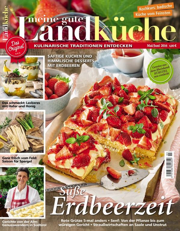 Neu Meine Gute Landkche Mai Juni 2016 Mein Schnes Land Bloggt with regard to sizing 2714 X 3485
