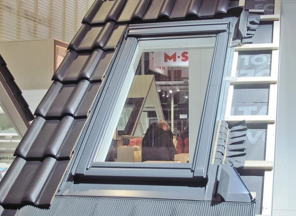 Neue Dachfenster Generation Von Velux Als Weltpremiere Vorgestellt inside proportions 1144 X 836