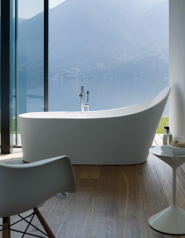 Palomba Collection Badewanne Badewannen Von Laufen Architonic pertaining to proportions 1298 X 1663