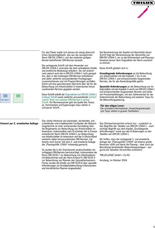 Planungshilfe Beleuchtung Von Arbeitssttten In Innenrumen Pdf within dimensions 960 X 1407