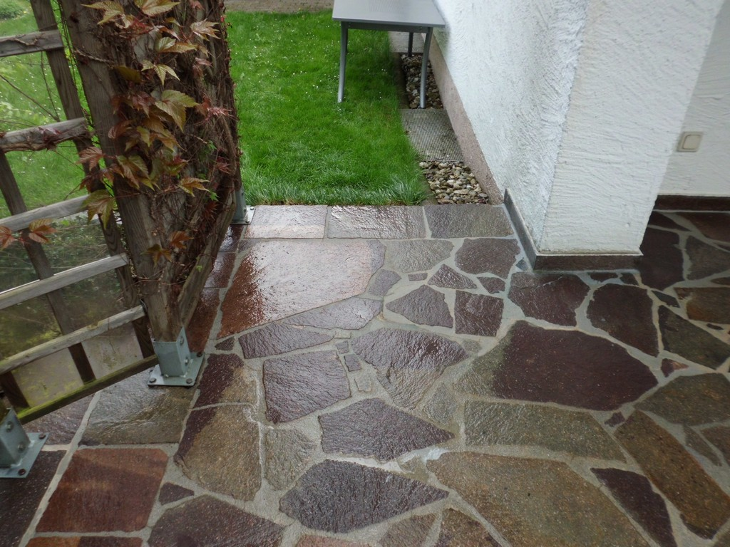 Porphyr Platten Und Fugen Reinigen Pflegen Imprgnieren Und with dimensions 4320 X 3240