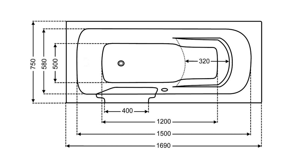 Rechteckwanne Mit Glastr Links Schrze Brsting for sizing 1600 X 909