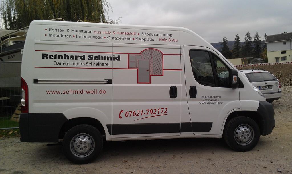 Reinhard Schmid Bauelemente Schreinerei for sizing 1204 X 720