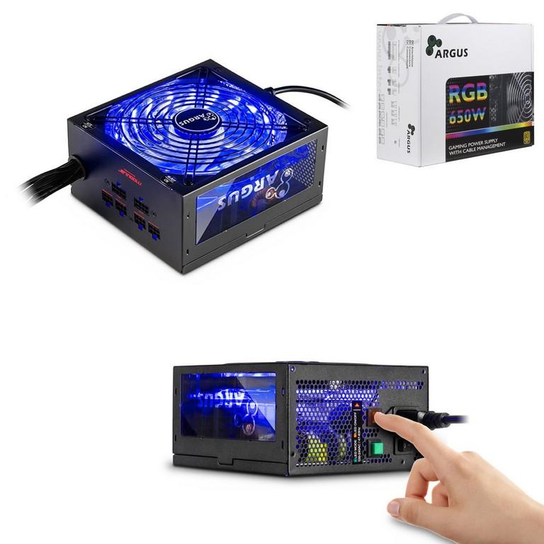 Rgb 750 Watt Modular Gamer Atx Pc Netzteil Leise 140mm Lfter 80 in sizing 1400 X 1400