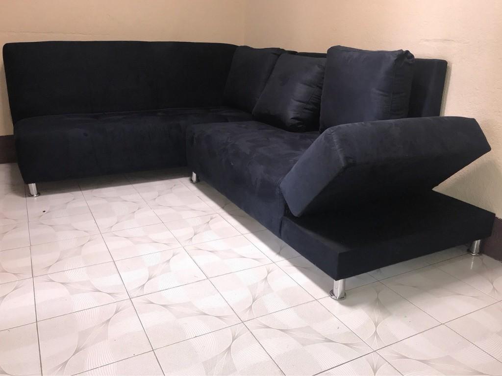 Sala Esquina Con Sof Cama Y Cama Individual 1290000 En within proportions 1200 X 900