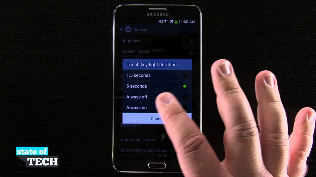 Samsung Galaxy Note 3 Tips Change The Touch Key Light Duration intended for measurements 1920 X 1080