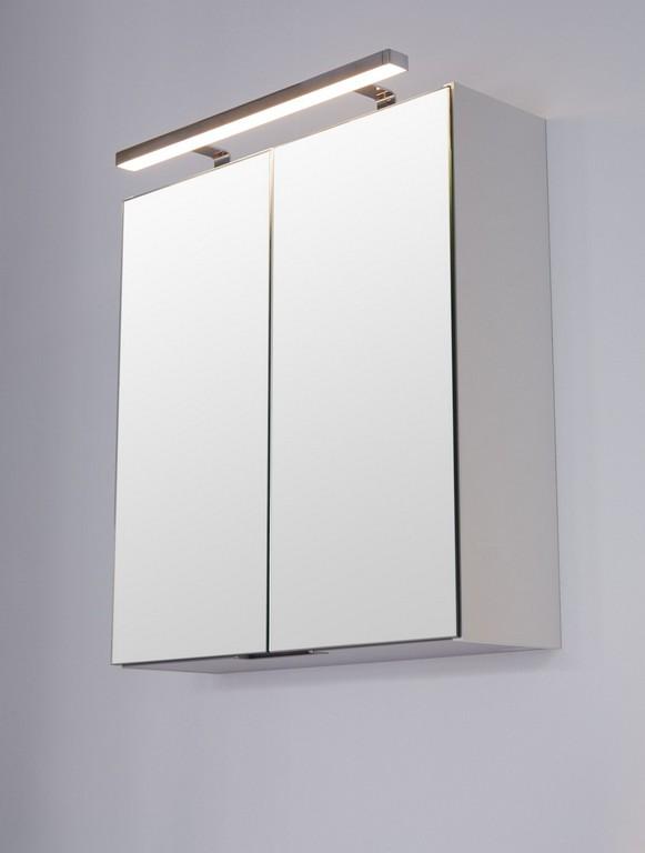 Scanbad Multo Spiegelschrank Ohne Beleuchtung 60cm X 64cm Wei in sizing 1513 X 2000