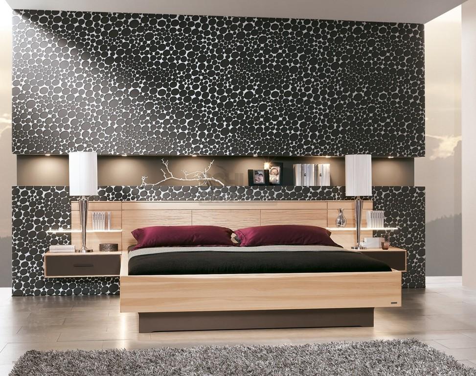 Schlafzimmer Mira Von Thielemeyer In Strukturesche in proportions 1000 X 789