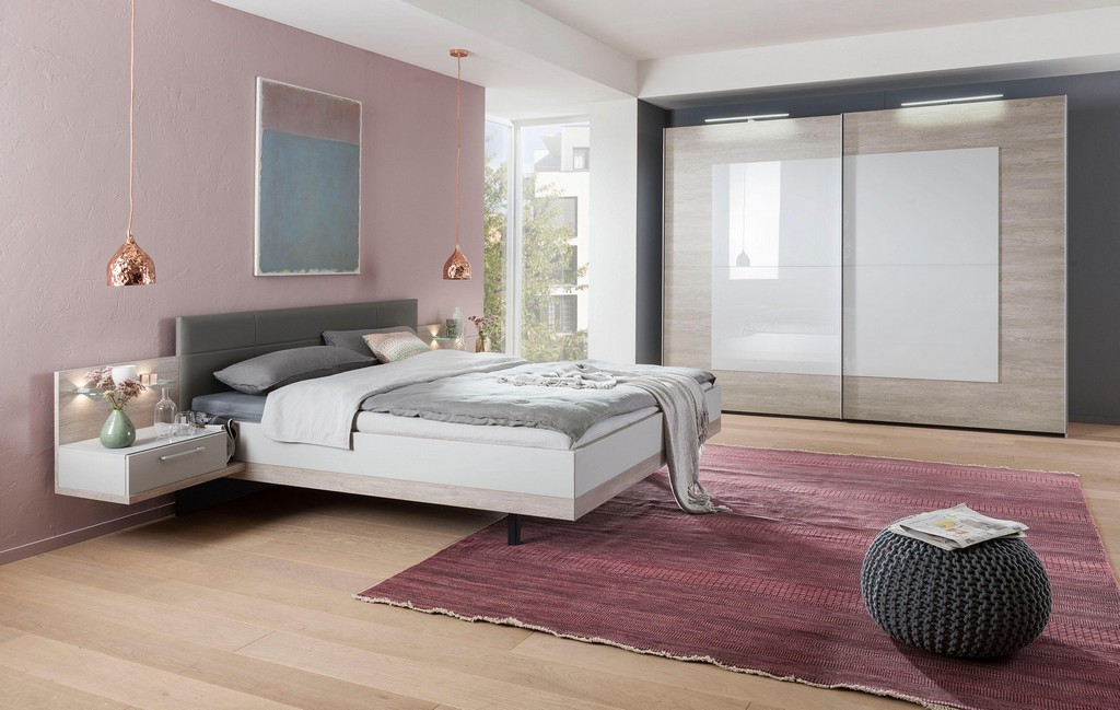 Schlafzimmer Set Nolte Zuhause Inspiration Design pertaining to measurements 4000 X 2536