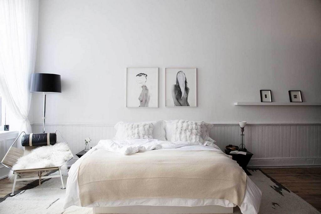 Schlafzimmer Skandinavisch Einrichten 40 Tolle Schlafzimmer Ideen with dimensions 1200 X 800