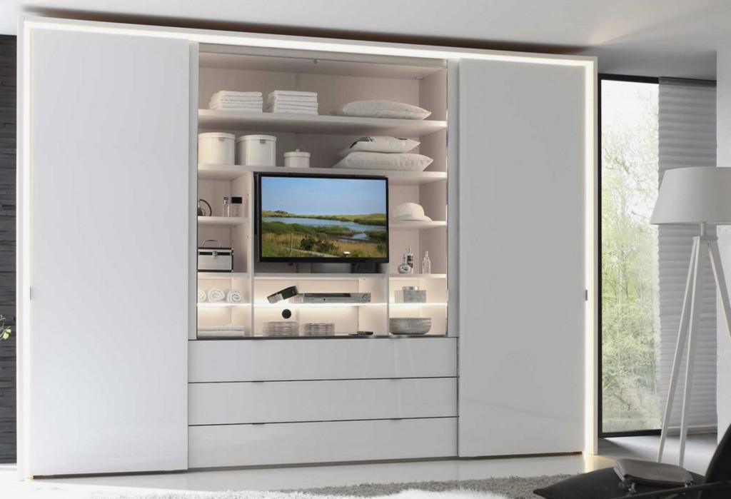 Schlafzimmerschrank Mit Tv Fach Schrank Mit Tv Fach in size 1668 X 1139
