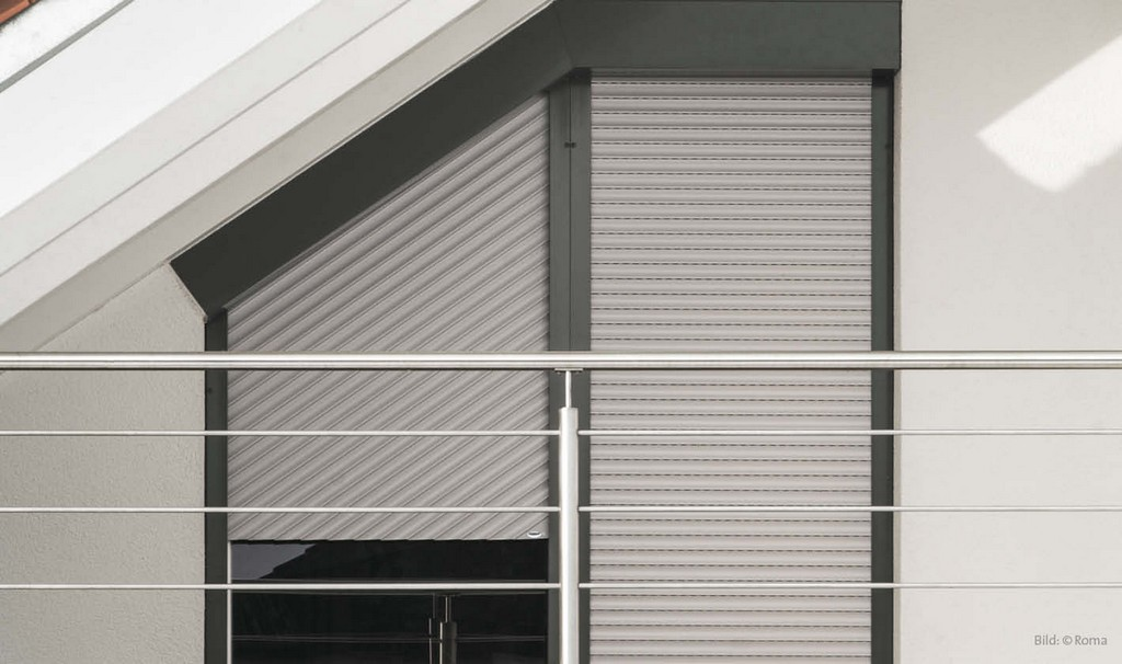 Schrgrollladen Fr Schrge Fenster with measurements 1420 X 840
