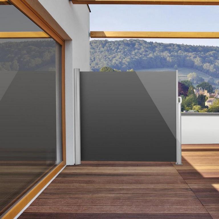 Seitensichtschutz Seitenmarkise 160x300cm Sichtschutz Sonnenschutz for dimensions 1000 X 1000