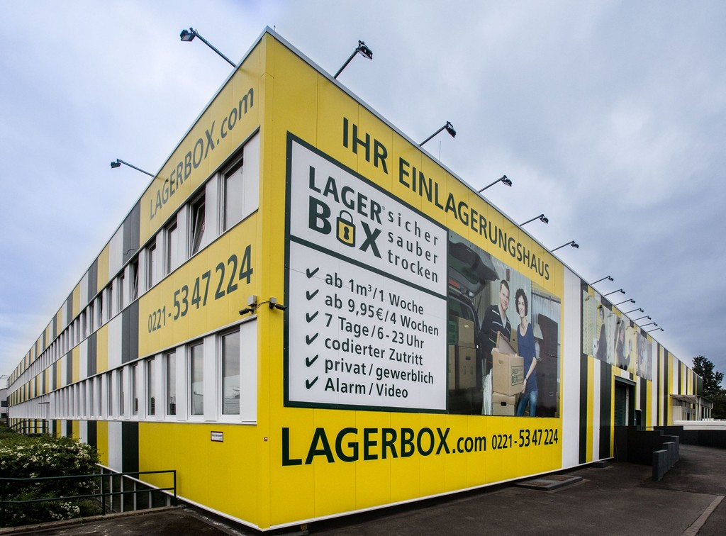 Selfstorage Lagerraum Mieten Bei Lagerbox In Kln Ossendorf Sicher throughout sizing 3500 X 2584
