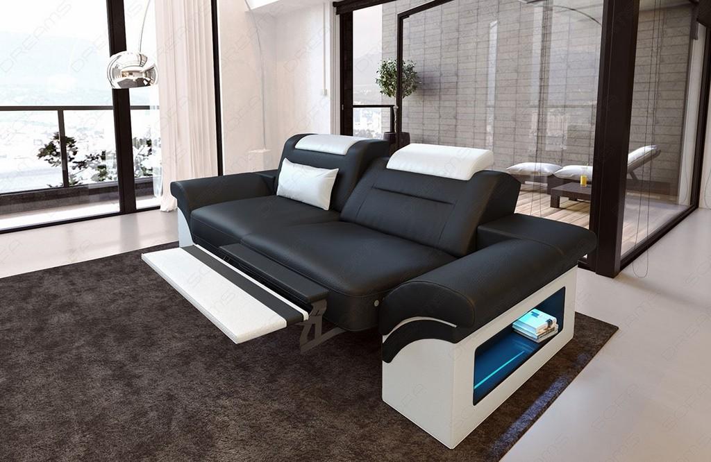 Sofas Ledersofas Vadano Couch Wohnlandschaften inside dimensions 1200 X 780