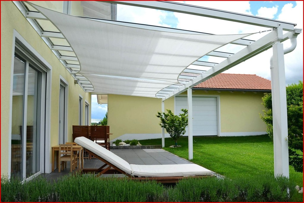 Sonnenschutz Terrassenberdachung 131338 Pergola Alu En Kit pertaining to measurements 2000 X 1334