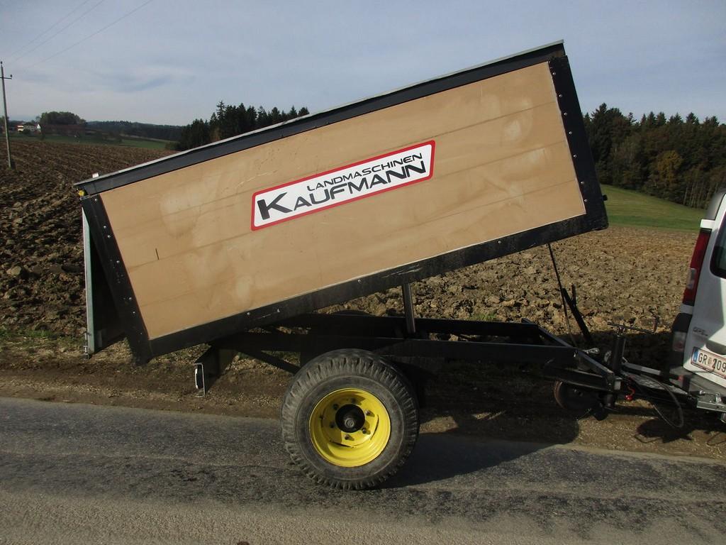 Sonstige 1 Achs Anhnger Fr Pkw Und Traktor Alu Landwirt with regard to size 1200 X 900