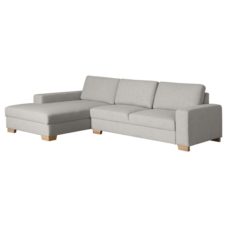 Srvallen 2er Sofa Mit Rcamiere Links Ten Hellgrau Hellgrau throughout measurements 2000 X 2000