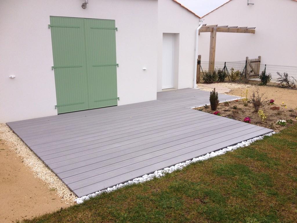 Terrasse Wex En Bois Composite with proportions 3264 X 2448