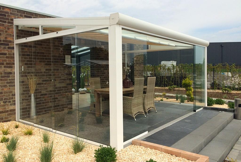 Terrassendach Zum Ffnen Glasschiebetren Glasschiebedach regarding proportions 1400 X 940
