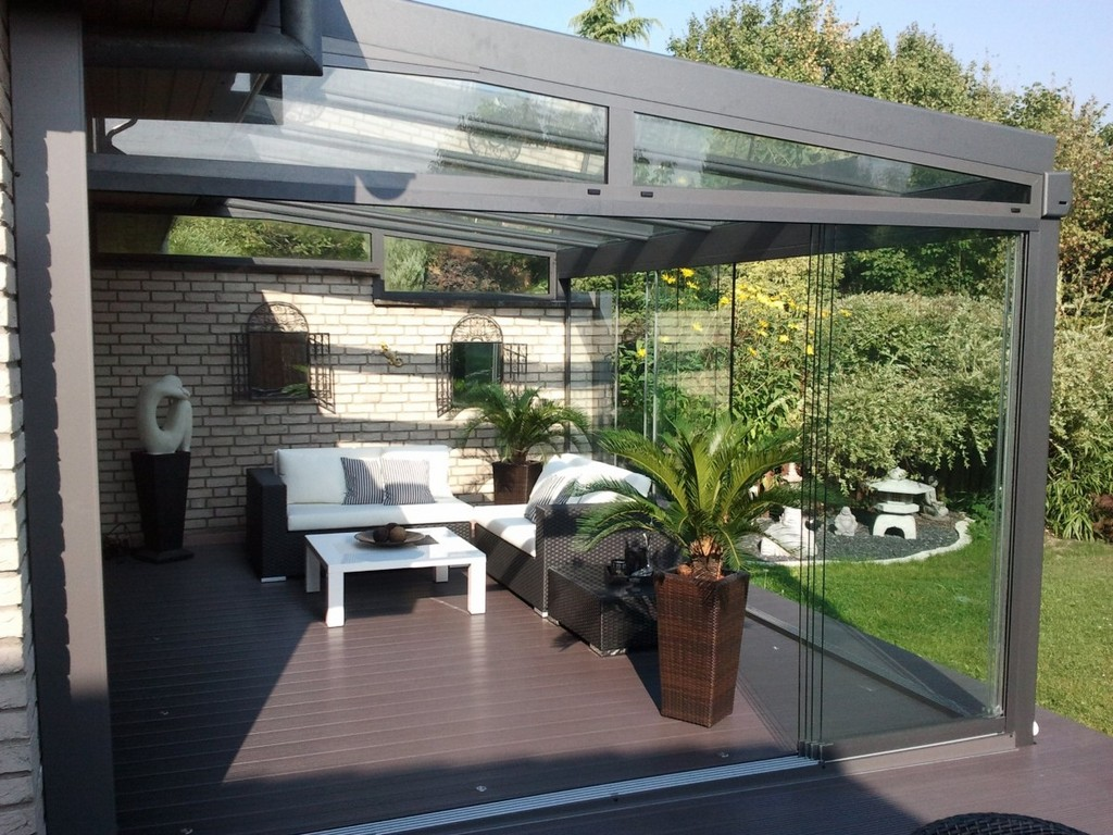 Terrassendcher for dimensions 1200 X 900