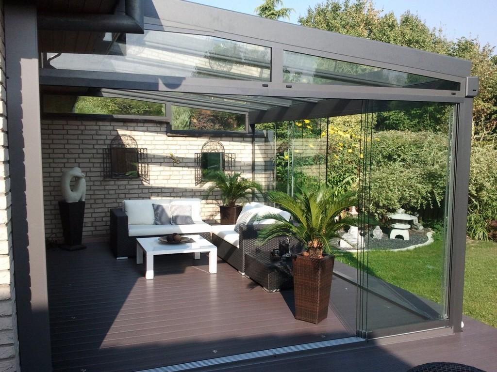 Terrassendcher for dimensions 1200 X 900