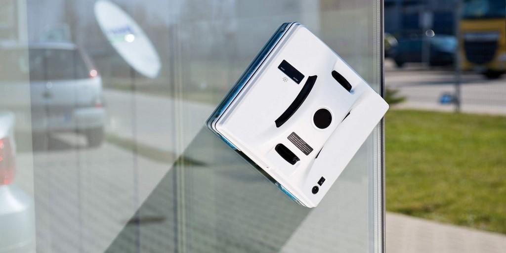Test Fensterreiniger Sichler Intelligenter Fensterputz Roboter Pr 041 in size 1500 X 750