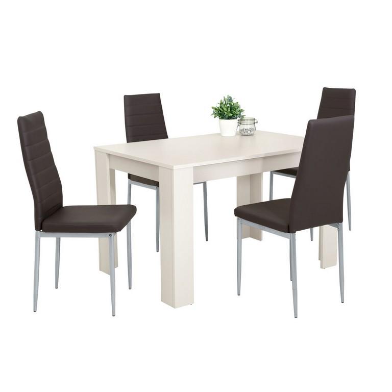 Tisch Dora Wei Nachbildung Ca 120 X 80 X 76 Cm Mbel Boss for dimensions 1200 X 1200