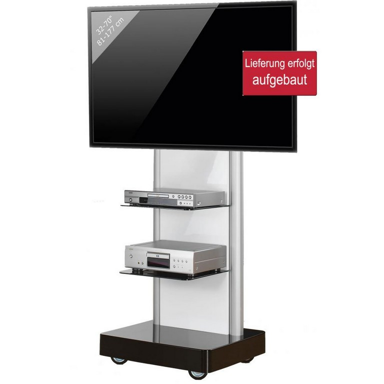 Tv Rollwagen Fr Lcd Led Monitore Bis 70 Zoll Vcm Prostand Prostand in sizing 1000 X 1000