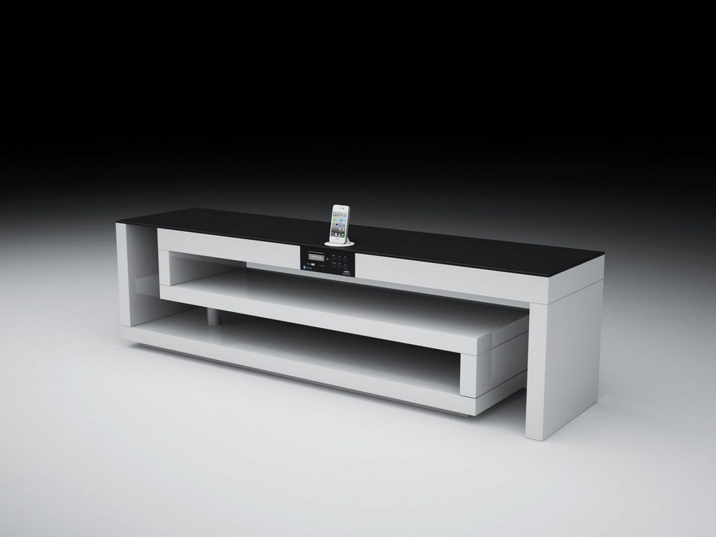 Tv Tisch Holz Schn Billig Tv Mbel Design Weiss Deutsche Deko regarding measurements 1466 X 1100