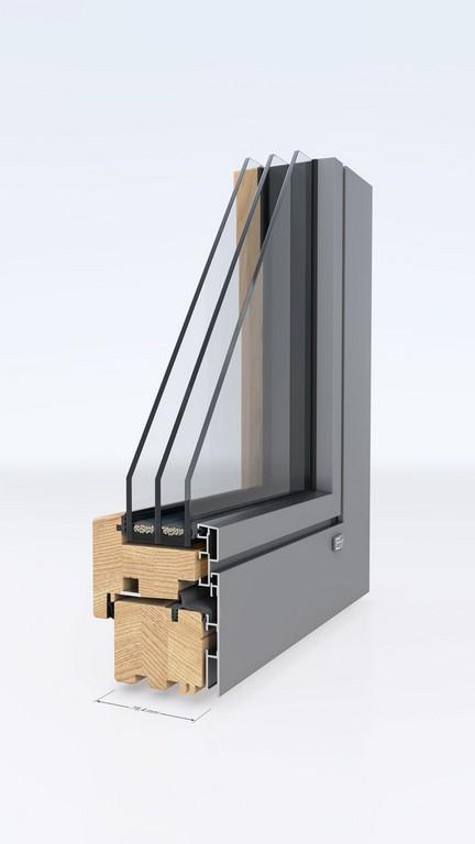 Unilux Vorteile Holz Alu Deutsch pertaining to size 1080 X 1920